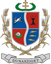 Dunasziget címere